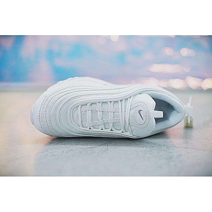 Nike Unisex Retro Air Max 97 CR7 Running And Walking Shoes White AQ0655 100 EU36 44