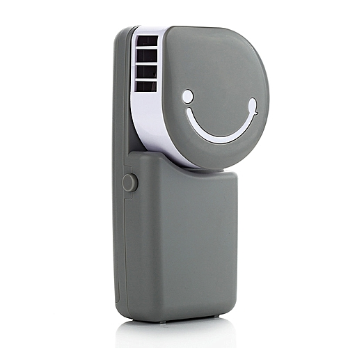 Loskii LX-882 Summer Mini Fan Cooling Portable Air Conditioning USB Charge Hand-held Cool Fan