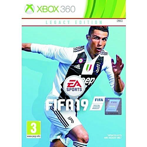FIFA 19 - Xbox 360 PAL