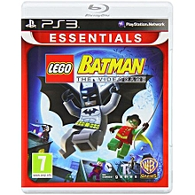 Lego Batman The Video Game Ps3, used for sale  Nigeria