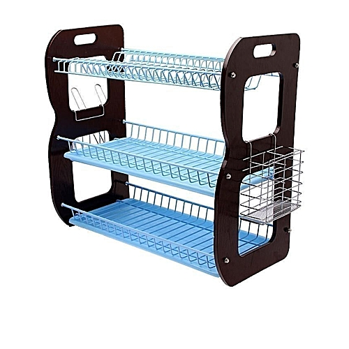 3-layer Dish Rack