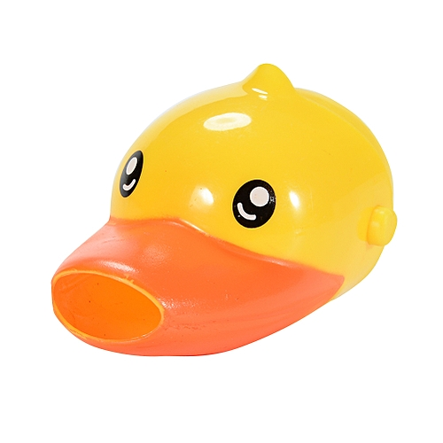 Lovely Cartoon Animal Faucet Extender For Kid, Children Hand Washing Bathroom Sink Accessories Style:Yellow Duck
