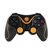 Bluetooth Wireless Joystick Pad Game Console Controller For Playstation PS3-Orange for sale  Nigeria