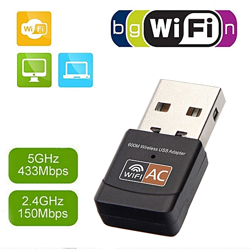 Ac600m Two Generation Portable WiFi Signal Receiver