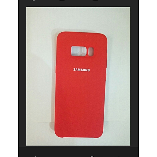 online store 590a9 722a5 Silicone Cover For Samsung S8plus