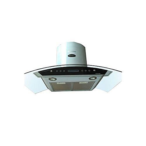 90x60 Manual Cookerhood - PV-HFM90 Staniless Steel {Big}
