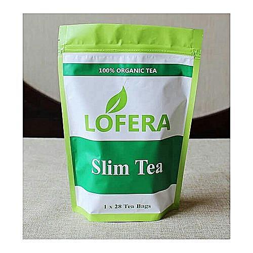 Organic Slim Tea- 28 Tea Bags