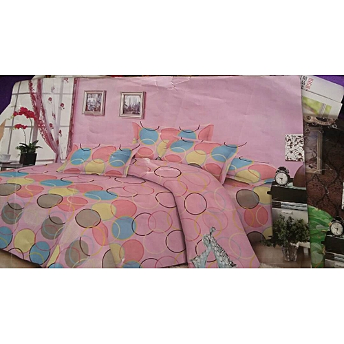 Universal 1 Duvet + 1 Bedsheet + 4 PillowCovers + 1 Duvet Storage Bag WC119
