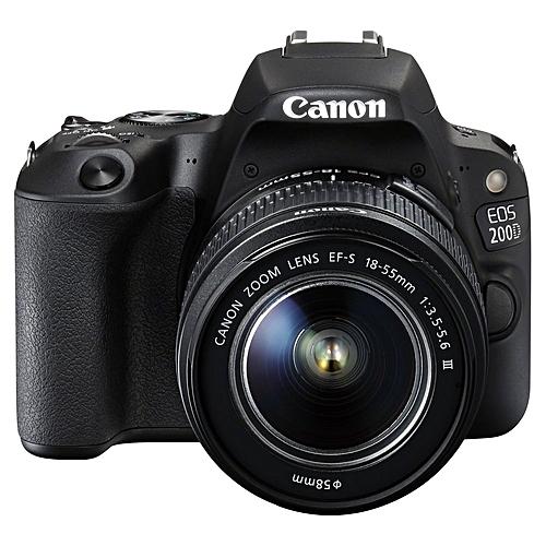 CANON SLR EOS 200D EF-S18-55 III KIT