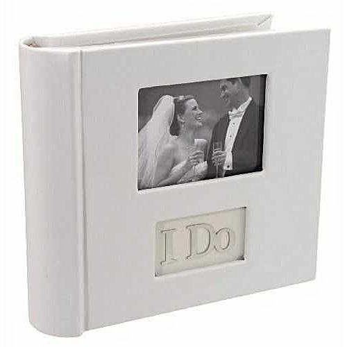 Malden 1-Up I Do Wedding Album – 4×6