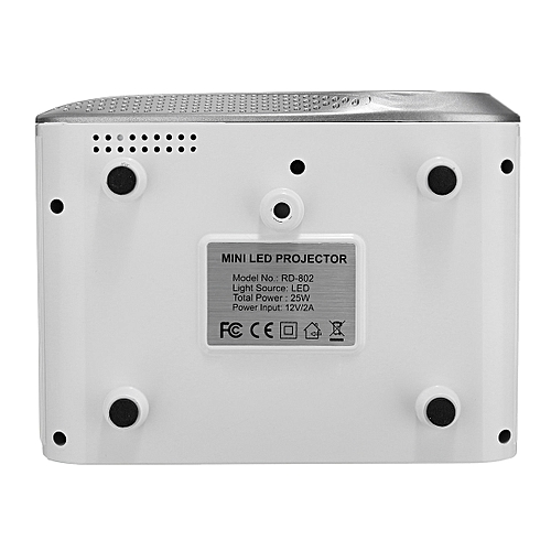 3D Full HD 1080P Mini Projector LED Multimedia Home Theater