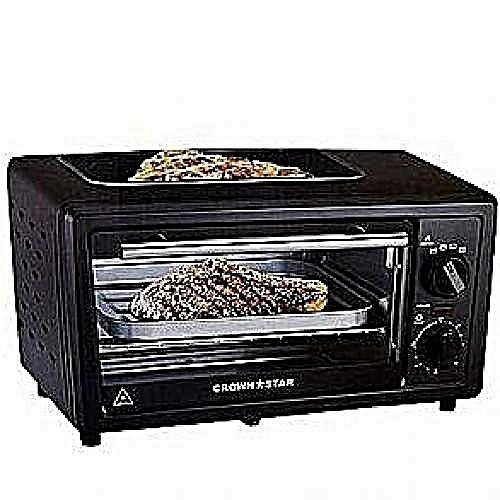 Master Chef 11 Liters Toaster Oven