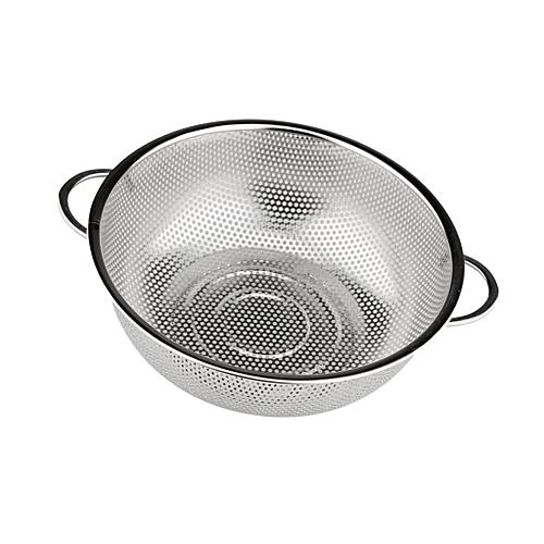 31.5cm Stainless Steel Colander Bowl