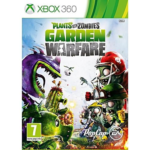 Plants VS Zombies Garden Warfare- Xbox 360 (Ntsc)