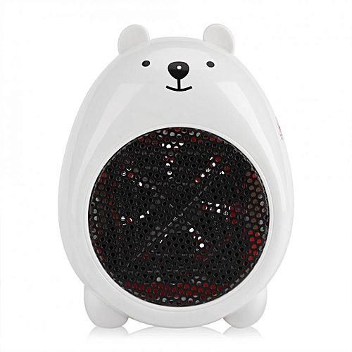 Minxin 220V Cartoon Portable Desktop Electric Fan Heater