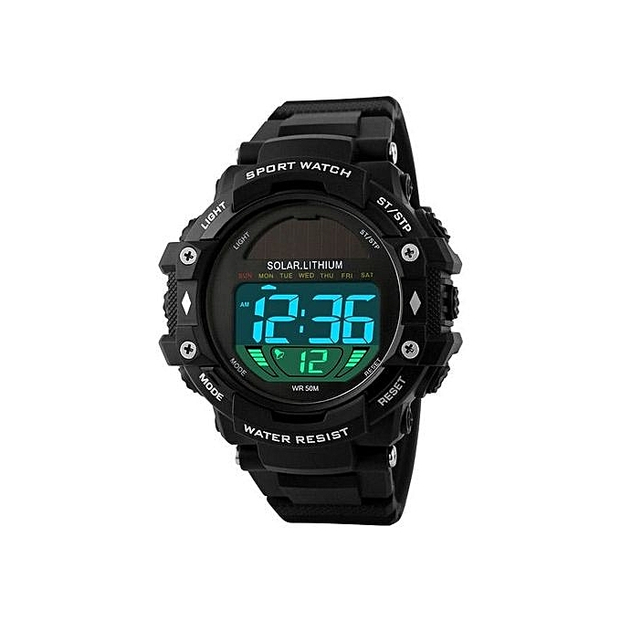 Buy Cheap Ohsen 2016 Solar Digital Men Watches 5atm Waterproof Quartz Power Led Sports Women Outdoor Wristwatches Relogio Masculino Watch Digital Watches