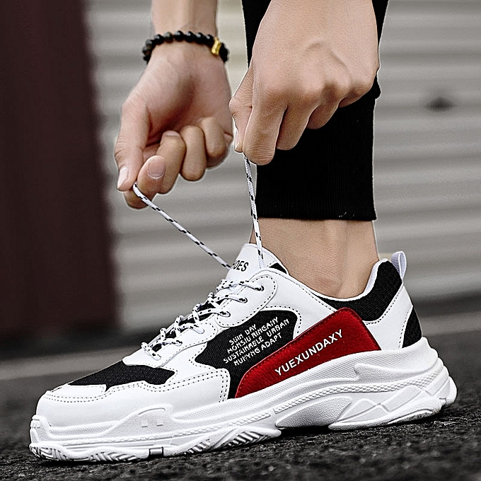 0c6331cd151 Summer Men s Sneakers 2018 Men Running Shoes Trending Style Sports Shoes  Breathable Trainers Sneakers