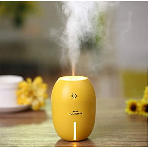 Air Humidifier For Home And Office - Lemon