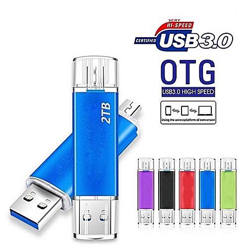 2TB/1TB 2.0/3.0 USB Flash Drive Drive Memory Stick U Disk