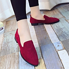 Hiamok Women Ladies Slip On Flat  Sandals Casual Shoes Solid Fashion Loafer for sale  Nigeria