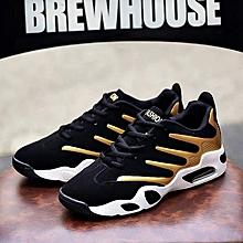 db0e5f1e03ba Elegant Designer Athletic Sneakers V2- Gold