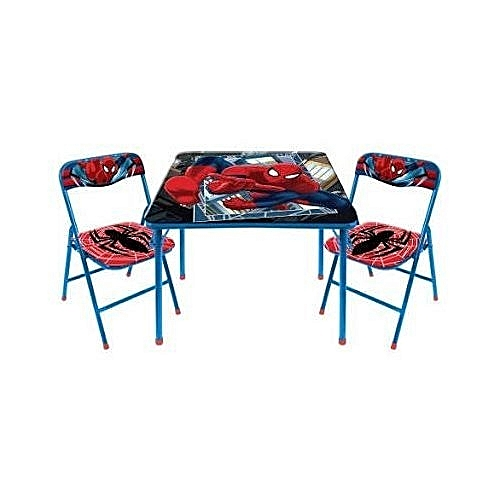CHARACTER ACTIVITIES TABLE & CHAIRS FOR KIDS