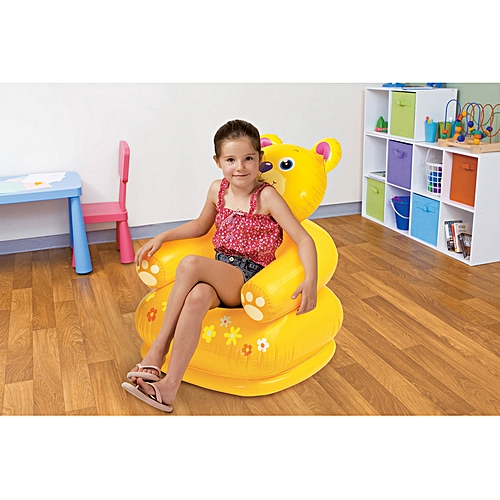 Happy Animal Chair Assorted Color 68556NP