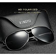 73dde49098f32 Fashion Polarized Sunglasses Classic Driving Mirror Men  039 s Glasses-black
