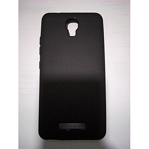 newest collection f9344 879cb M6 Mirror Back Case Cover & Tempered Glass) - Black