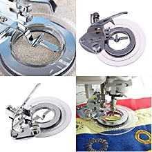 2019 Multifunctional Flower Stitch Circles Embroidery Presser Foot For Sewing Machine for sale  Nigeria