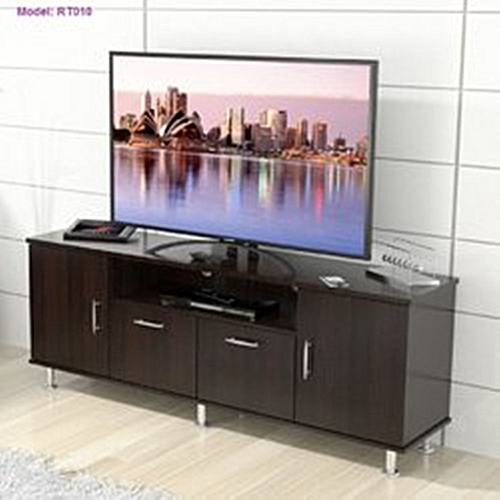 Royal Perfecto 5 Feet TV Stand - Dark Coffee (Delivery Within Lagos Only)