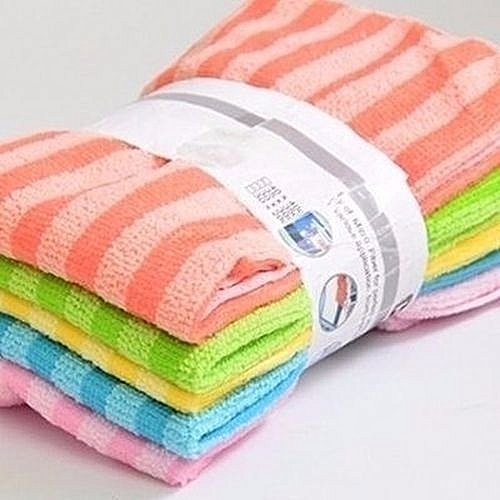 10pcs - Kitchen Cleaning Towels - Anycolor