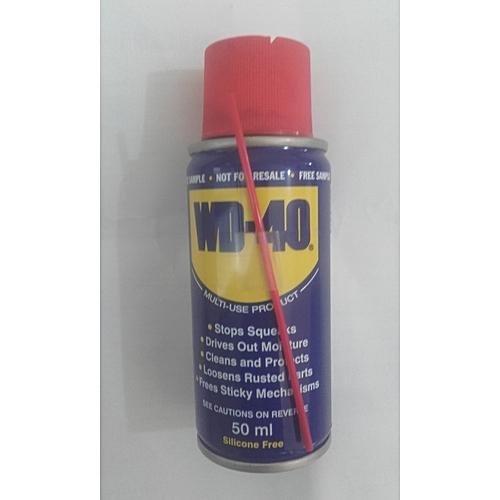 WD-40 Aerosol Lubricant - 100ml