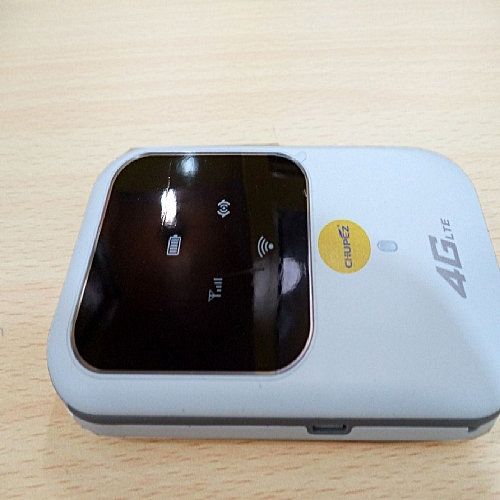4G LTE MOBILE WIRELESS MIFI MODEM FOR ALL NETWORKS (Multi User Up To 10 People)-HUNGARY TECH