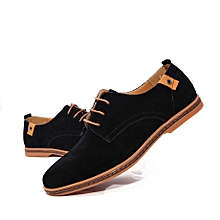 Mens Handmade Oxford Shoes- Black, used for sale  Nigeria