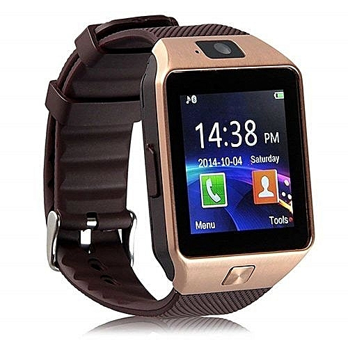 DZ09 Android Smart Wrist Watch (SIM Card, Memory Card, Camera) (SOLD BY GIMS)