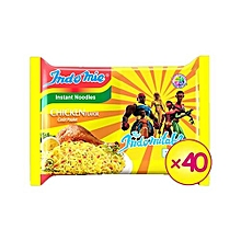 Chicken Flavour Noodles - 70g X 40 (1 Carton)