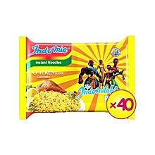 Chicken Flavour Noodles - 70g X 40 (1 Carton)
