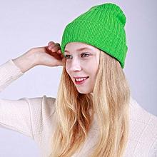 f4d2ca3785fca Women Warm Baggy Weave Crochet Winter Wool Knit Ski Beanie Skull Caps Hat GN