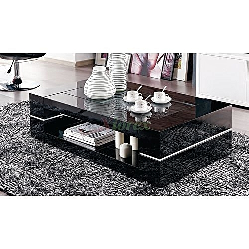 High Glossy Coffee Table 4ft