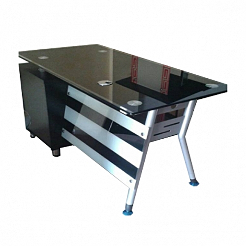 1.2M Mini Yatian Glass Executive Table (Delivery In Lagos, Ibadan And PortHarcourt Only)