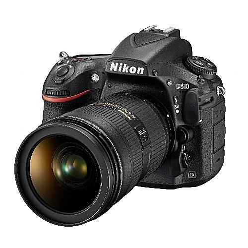 Nikon D810 SLR Media Camera