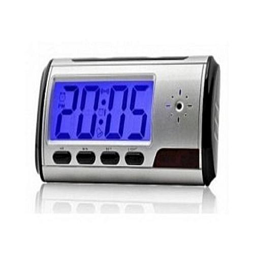 Surveilance Table Clock Camera