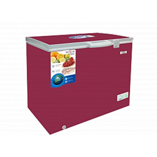 Chest Freezer NX-160C Wine Red
