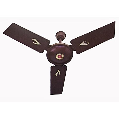 """56"""" TopFan Prime Ceiling Fan 8MT - Brown"""