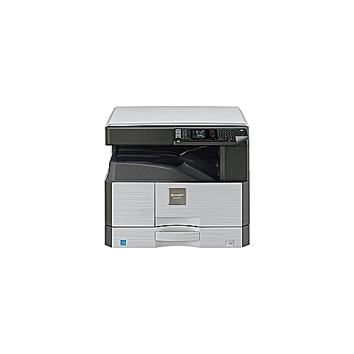 Sharp AR-6020 Digital Multi-functional All-In-One Photocopy Machine (White And Black