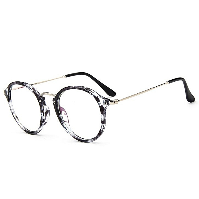 4a489fa787 Vintage Women Eyeglass Frame Glasses Retro Spectacles Clear Lens Eyewear  For Women