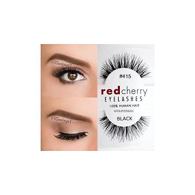 ce53c8c430c Red Cherry Black Cherry Eye Lashes Human Hair Jumia Com Ng