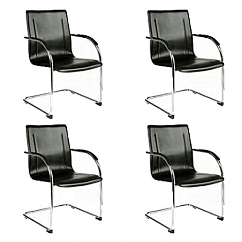 Conference Visitor Office Chair - 4pcs