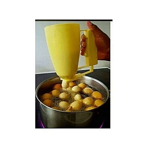 Puff Puff Dispenser Batter Dispenser Puff Puff Pancake Cupcake Muffins Akara